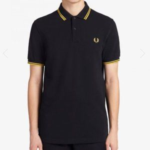 Fred Perry | Twin Tipped Polo Shirt M3600